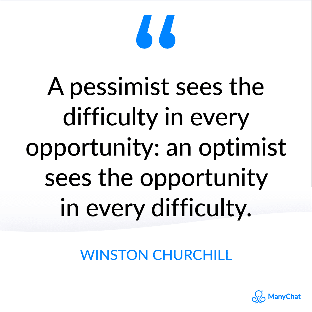 Best Sales Motivation Quote from Winston Churchill