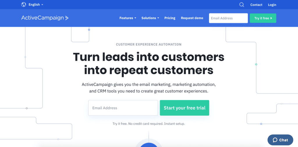 Active Campaign Marketing Automation
